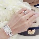 アラフィフに持ってほしい選りすぐりのダイヤモンドジュエリー!ハリーウインストン, ヴァンクリーフ&アーペル, カルティエ