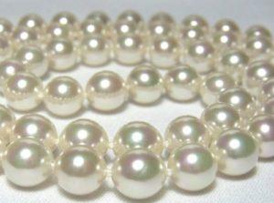 世界一の人工真珠【マジョリカパール(スペイン)】