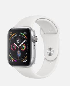 高級ブランド時計にも負けないステータス【Apple Watch series 4】