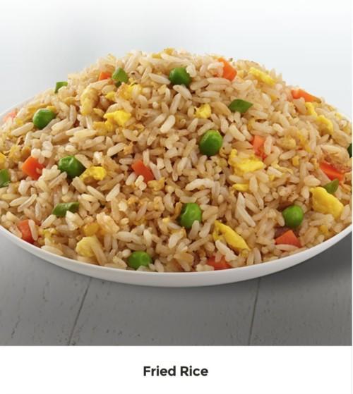 【パンダエクスプレス】Fried Rice(フライドライス=炒飯)