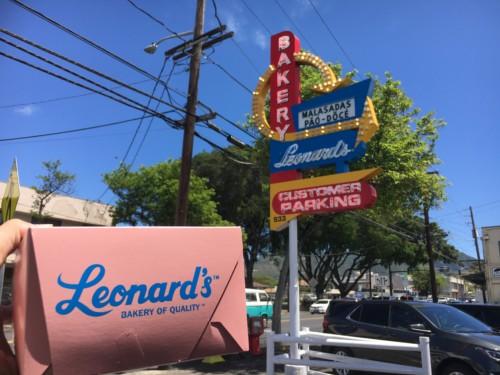 レナーズ, Leonard's, ハワイ, マラサダ, 本店,画像