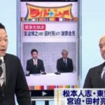 【吉本興業】松本人志がワイドナショー生放送で公言した事とは!