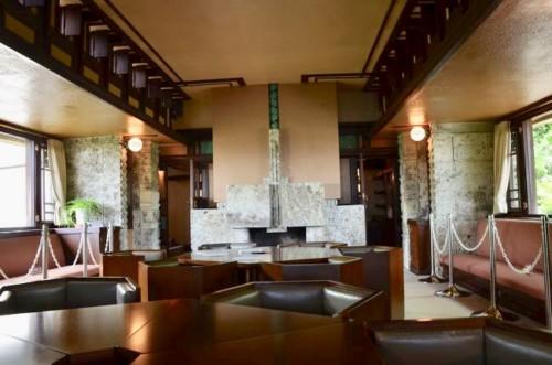 フランクロイドライト, ヨドコウ迎賓館, 芦屋