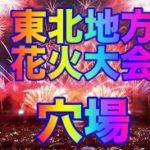 【2019年】東北地方でおすすめの花火大会の穴場を教えちゃいます!