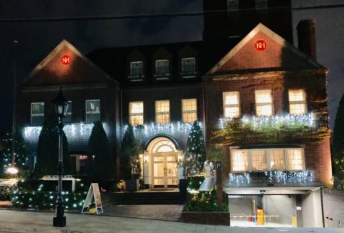 神戸北野ホテル, デザートビュッフェ, 世界一の朝食, クリスマス, 北野異人館