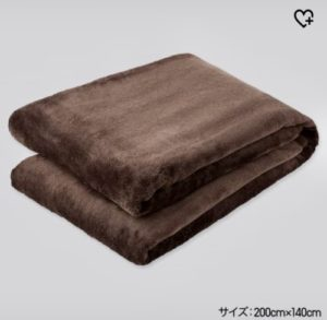 ユニクロ, UNIQLO, ヒートテック, 毛布, モウフ, 品切れ, 続出, 在庫, 購入方法