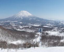在住者, 北海道, おすすめ, スキー場, ランキング, 10選