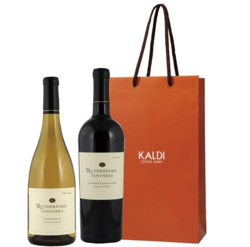 KALDIワイン福袋 ナパワイン2本セット 5500円(赤/白)