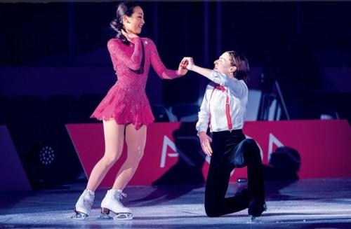 浅田真央, 結婚間近, お相手, 年下, 彼氏, スペイン人, スケーター, 高橋大輔, 羽生結弦