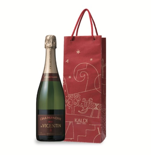 KALDIワイン福袋シャンパーニュ 2,800円