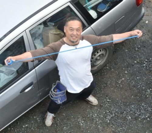 【画像】宮下草薙・宮下兼史鷹(けんしょう)の父親は地下格闘家