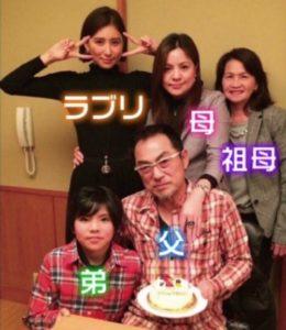 【ジェネレーションズ】白濱亜嵐の家族が美形すぎてヤバイ!筋肉美も!